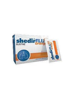Shedirflu 600 Orange 20 Bustine