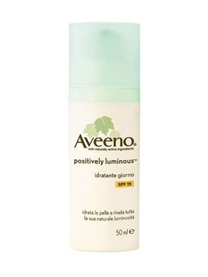 Aveeno Positively luminous crema giorno 50 ml