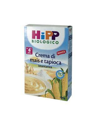 Hipp Crema Istantanea Mais e Tapioca 200 g