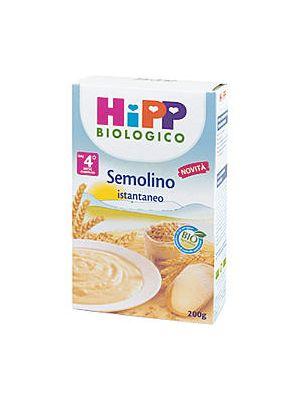 Hipp Semolino di Grano Istantaneo 200 g
