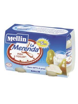 Mellin Merenda pera  e yogurt