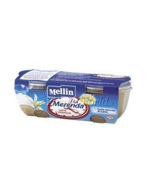 Mellin Merenda latte e vaniglia