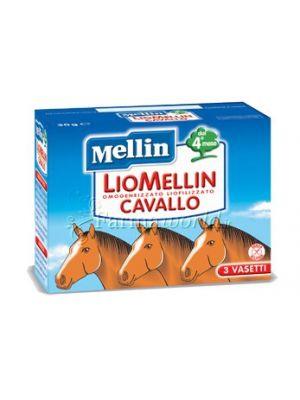 Mellin Liofilizzato Cavallo