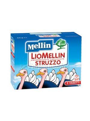 Mellin Liofilizzato Struzzo