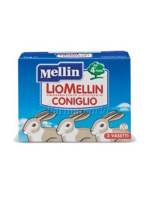Mellin Liofilizzato Coniglio