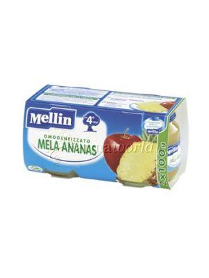 Mellin Omogeinizzato Mela Ananas 2x100g