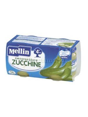 Mellin Omogeinizzato Zucchine 2x80g