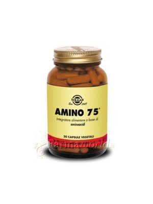 Solgar Amino 75 30 capsule
