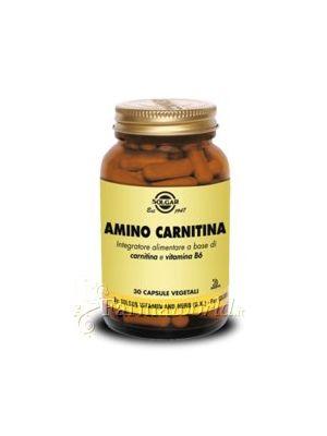 Solgar Amino Carnitina 30 capsule
