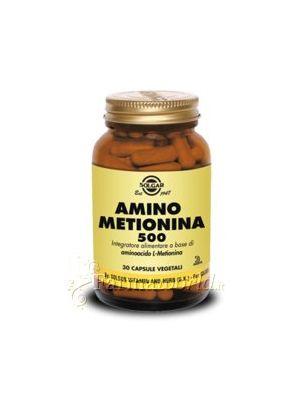 Solgar Amino Metionina 500