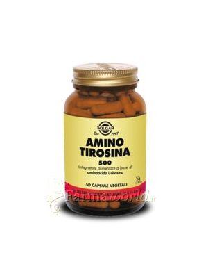 Solgar Amino Tirosina 500