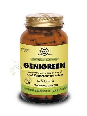 Solgar Genigreen 30 capsule