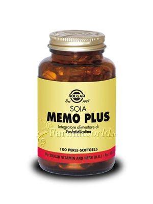 Solgar Memo Plus 100 perle