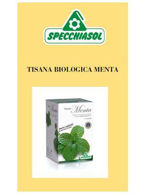 Specchiasol Tisana Menta monodose 20 cialde