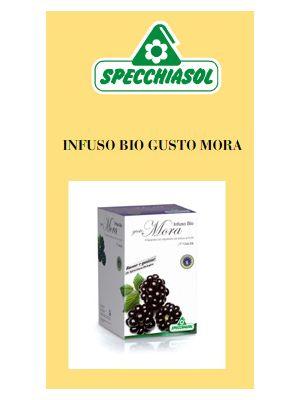 Specchiasol Tisana Mora monodose 20 cialde