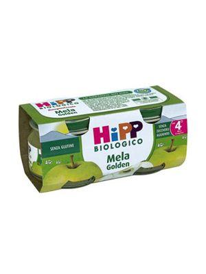 Hipp Bio Omogeneizzato Mela Golden mesi 4+