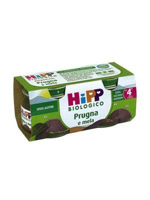 Hipp Bio Omogeneizzato Prugna-Mela mesi 4+