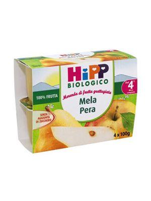 Hipp Bio Merenda di frutta Mela-Pera