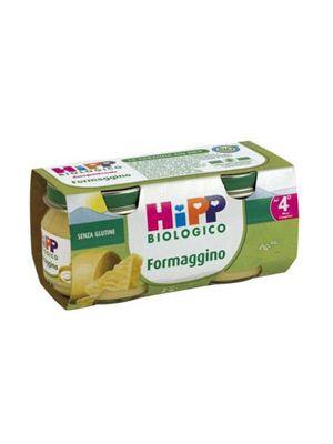 Hipp Bio Omogeneizzato Formaggino 2x80g