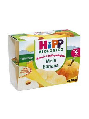 Hipp Bio Merenda di frutta Mela-Banana