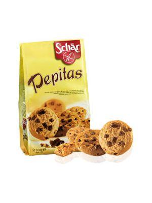 Schar Biscotti Pepitas con cioccolato 200 g
