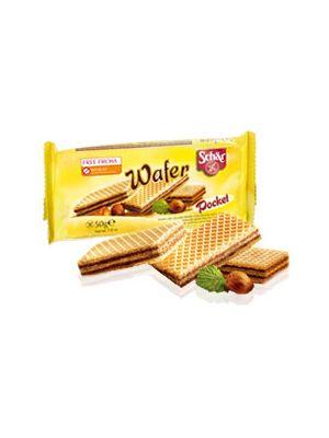 Schar Biscotti Wafer Pocket 50 g