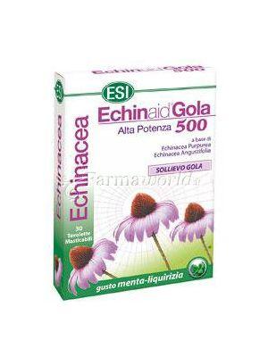 Echinaid Gola 500 Menta e Liquirizia 30 tavolet
