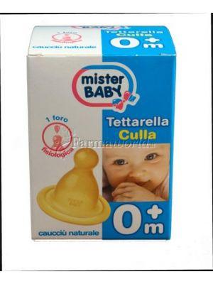 Mister Baby Tettarella Culla 0 mesi+ 1 foro