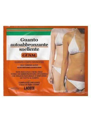 GUAM Sole Guanto Autoabbronzante Snellente