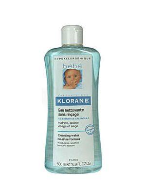 Klorane BéBé Acqua Detergente Senza Risciacquo