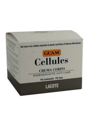 GUAM Cellules Crema Corpo 250 ml
