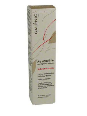 Galenic Aquasublime Idratante Colorato P tutte
