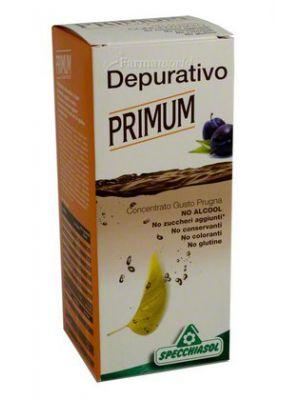 Primum Depurativo sciroppo senza alcool  250 ml