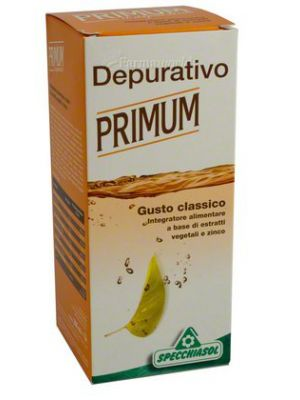 Primum Depurativo sciroppo classico  300 ml