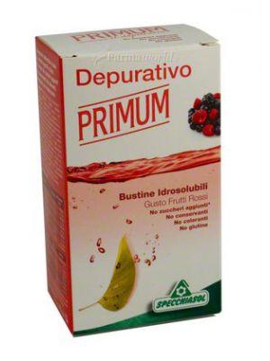 Primum Dren 15 Bustine frutti rossi