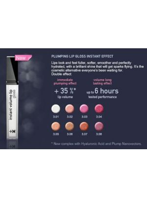 HC Instant Volume Lip Gloss Colore 302