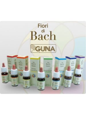Fiori di Bach Guna - Red Cestnut gocce  10 ml