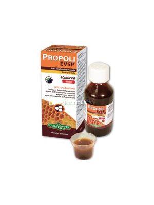 Erbavita Propoli EVSP Sciroppo Junior lampone 100 ml