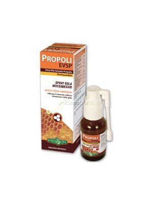 Erbavita Propoli EVSP Spray Gola 20 ml