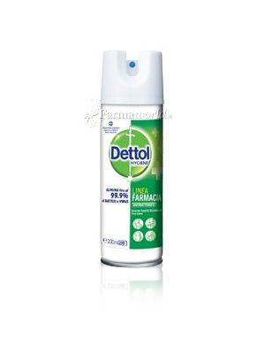 Dettol Spray Disinfettante superfici 200 ml