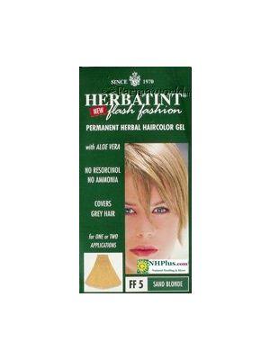 Herbatint Flash Fashion Colore Biondo Sabbia 135 ml