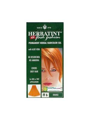 Herbatint Flash Fashion Colore Orange 135 ml