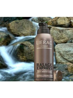 Lierac Linea Uomo Mousse da Barba Idratante 150 ml