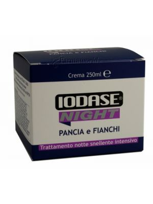 Iodase Night Pancia e Fianche crema 250 ml