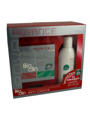 Bioclin Special Pack Uomo Fiale Anticaduta + Shampoo Anti-caduta in omaggio