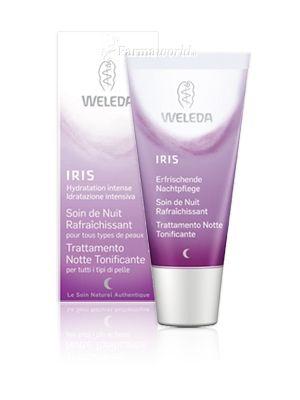 Weleda Iris Trattamento  Notte Tonificante 30 ml