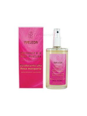 Weleda Deodorante Rosa Mosqueta 100 ml