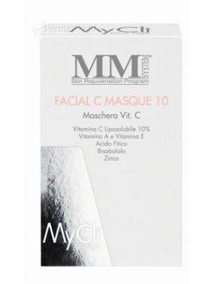 MyCli Officina Pelle Facial C Masque 10Bust x 6 ml