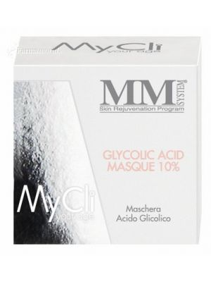MyCli Officina Pelle Glycolic Masque 10 % 75 ml