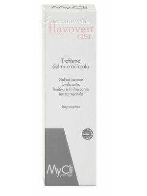 MyCli Officina Pelle Flavoven Gel 100 ml